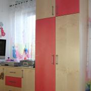 Kinderzimmer 2-farbig