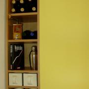 Einbauküche gelb
