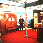 Shulton Old Spice Messestand