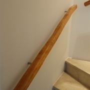 Kirschbaum Treppenhandlauf Maßerfolgend geschnitten